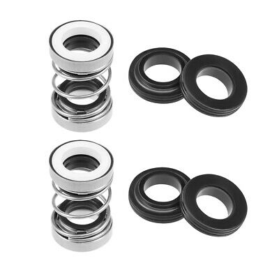 Mechanical Shaft Seal Replacement for Pool Spa Pump 2pcs 202-14