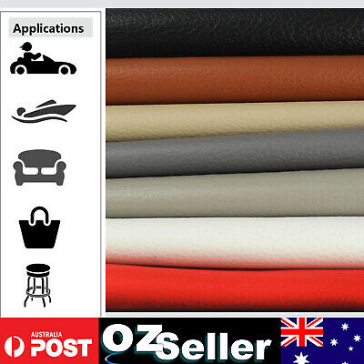 Synthetic Leatherette Faux PU Leather Sofa Upholstery Fabric Vinyl Waterproof