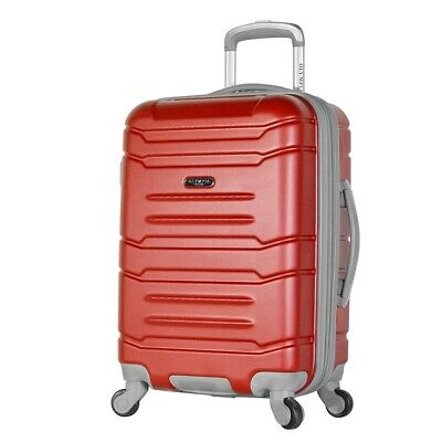 "Olympia USA Denmark 21"" Carry-on Spinner Luggage"