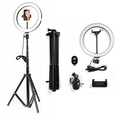 "Ring Light with Stand Dimmable LED Lighting Kits 10"" LED for Makeup Youtube Live"