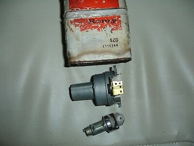 NOS 1958 Chevrolet ignition switch in  Delco box 1116544