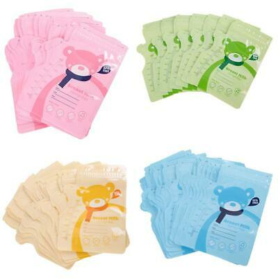 Disposable Baby Breast Milk Storage Bags 30 Pieces Sealed Bag Baby Food 250ML