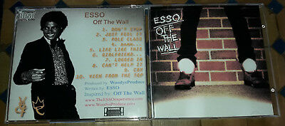 ESSO - CD Off The Wall TRIBUTE to Michael Jackson (Mixtape) SPECIAL FAN EDITION