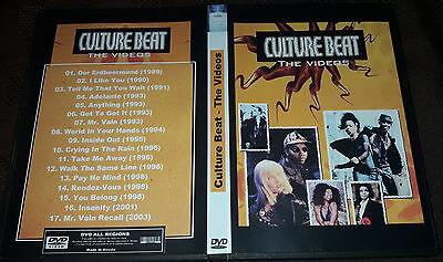 Culture Beat - The Videos DVD Special Fan Edition