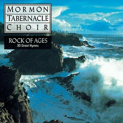 Mormon Tabernacle Choir - Rock of Ages: 30 Great Hymns CD NEW