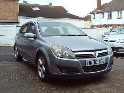 VAUXHALL ASTRA 1.8 SRi 2006 COMPLETE WITH MOT, HPI CLEAR - INC WARRANTY