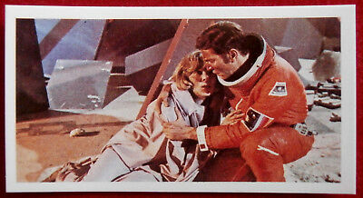 SPACE 1999 - Card #044 - BREAKAWAY - BASSETT, 1976