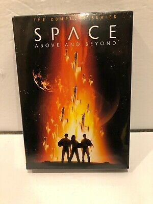 Space Above And Beyond - The Complete Series - 5 DVD - BRAND NEW