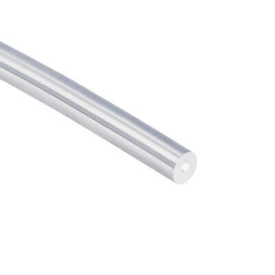 Silicone Tubing 5mm ID x 7mm OD 13ft Rubber Tube Clear