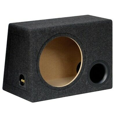 "Bassreflex Lautsprecher Subwoofer Bass Woofer MDF Box 12"" 30cm 50L"