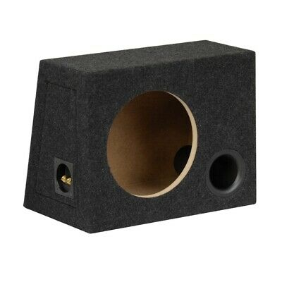 "Bassreflex Lautsprecher Subwoofer Bass Woofer MDF Box 10"" 25cm 25L (12mm Wand)"