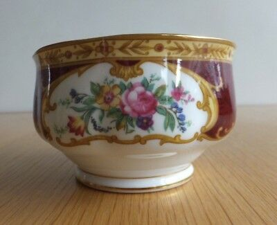Vintage Royal Albert Lady Hamilton Sugar Bowl