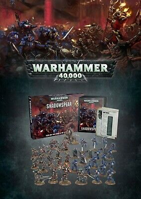 Shadowspear /ENGLISH/  a miniature game from Games Workshop