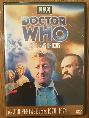 Doctor Who - The Claws Of Axos (Jon Pertwee) (1970-1974) (Story - 57) (Dvd)