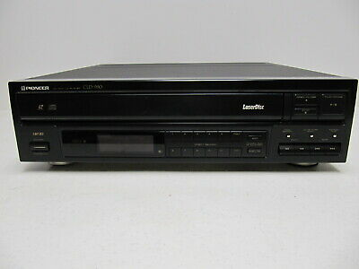 Vintage 1992 Pioneer CLD-990 Laserdisc Player Tested