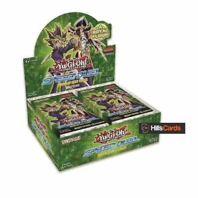 Yu-Gi-Oh Speed Duel Arena of Lost Souls Booster Box: 36 Packs -Trading Card Game