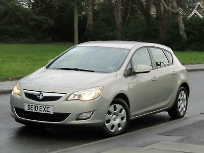2010 Vauxhall Astra 1.4 Exclusiv**NEW SHAPE**GREAT 1ST CAR**PSH**60MPG**