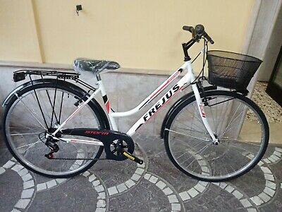 Bicicletta 275 Mountain Bike Frejus Hogan 18 Velocita Pro Grip