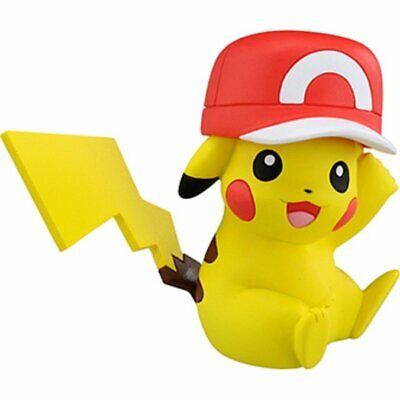"Takara Tomy Pokemon MC-069 Pikachu Satoshi's Cap 2""XY Moncolle Collection Figure"