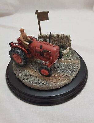 Country Artists- Nuffield 460 Early Start Tractor Figurine