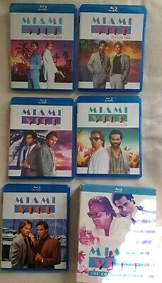 Miami Vice: The Complete Series - Blu-ray Disc - 2016 - 20 Disc Set - Like new
