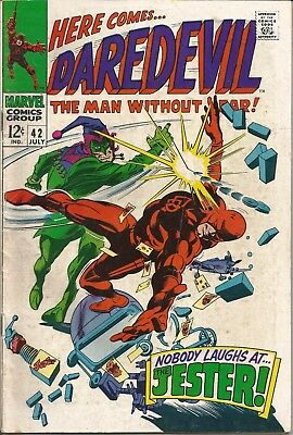 Comics 3.5 100% High Quality Materials Daredevil-1964 #14 Vg Other Comic Collectibles