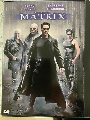 The Matrix (DVD, 1999) - Widescreen - BRAND NEW