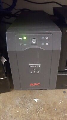 APC Smart-UPS SC 420VA - UPS - AC 230 V - 260 Watt - 420 VA - output connectors: