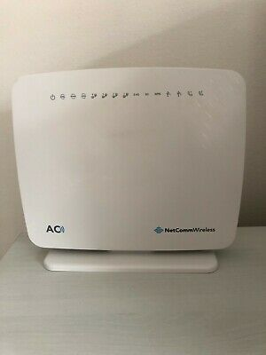 NetComm NF17ACV VDSL2/ADSL2+ Wireless AC1600 Modem Router NBN/FTTB Ready