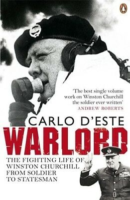 Very Good, Warlord: The Fighting Life of Winston Churchill, from Soldier to Stat