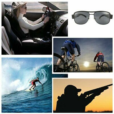 HD 720P DB Camera Video Recorder Smart Glasses for Outdoor Sports Eyewear F-4☟✌