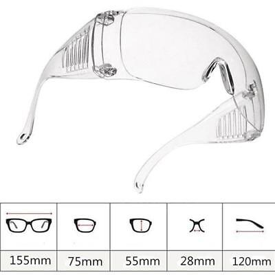 Visitor Safety Glasses Spectacles Over Specs Eye-protection New
