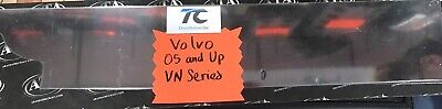 Volvo VN series Chop Top Door Stainless Steel 2005 & Up 6 Inches
