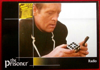 THE PRISONER, VOLUME 2 - Card #49 - Radio - Factory Ent. 2010