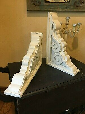 LARGE VICTORIAN CORBELS / BRACKETS sold individually