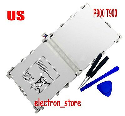 NEW Battery T9500C For Samsung Galaxy Pro 12.2 SM-T900 SM-T905 SM-P900 P901 P905