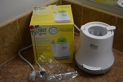 The First Years Quick Simple Serve Bottle Warmer~Pacifier Sanitizer~Food Warmer