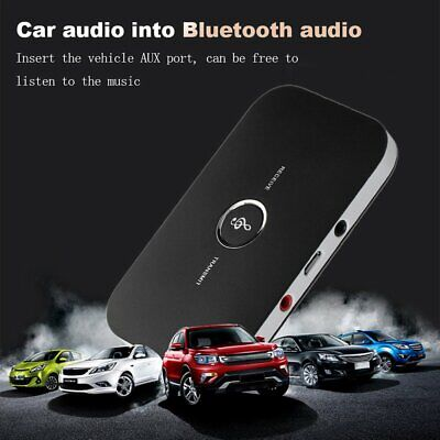 HIFI Wireless 2 In 1  3.5MM RCA Bluetooth  Music Audio Transmitter Receiver BG