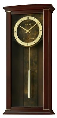Seiko Pendulum Wall Clock QXH067B RRP £275.00 Our Price £206.95