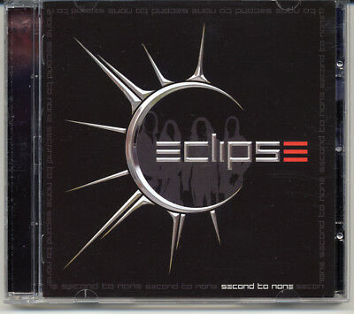"""Eclipse """"Second To None"""" 2004, CD"""
