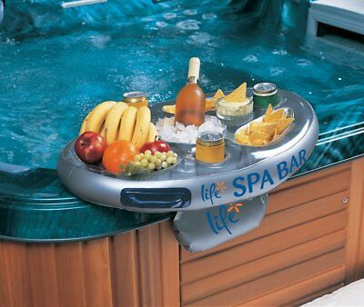 Life Spa Barra, Hinchable Whirlpool Mini-Bar
