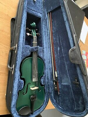 Violin 3/4 size and case