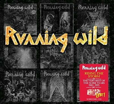 Running Wild - Riding the Storm: Very Best of the Noise Years 1983-1995 CD NEW