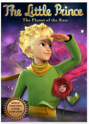 The Little Prince: The Planet of the Rose DVD NEW