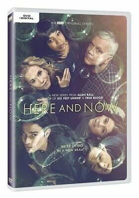 Here and Now: Season 1 (First Season) (4 Disc) DVD NEW