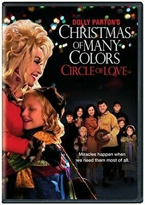 Dolly Parton's Christmas of Many Colors - Circle of Love DVD NEW