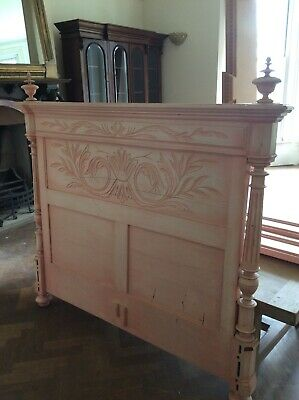 Shabby Chic french Style Bed Frame