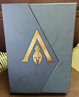 Rare Assassin's Creed Odyssey Exclusive Storage Box From Collectors Edition