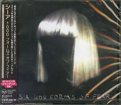 Sia-1000 Forms Of Fear-Japan Cd E78