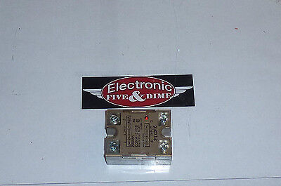 Omron Solid-State Relay  G3NA-240B  200-240VAC  40A